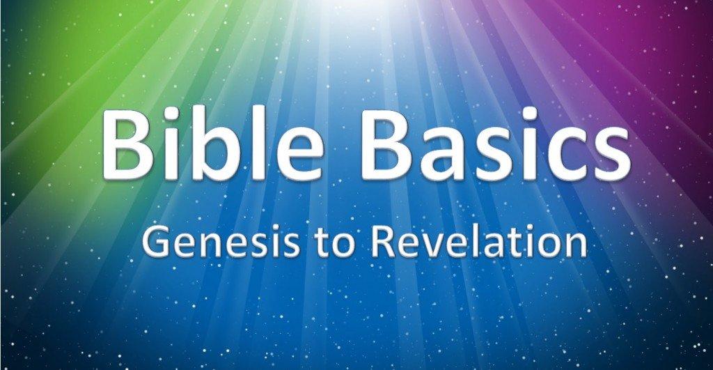 Bible Basics Banner