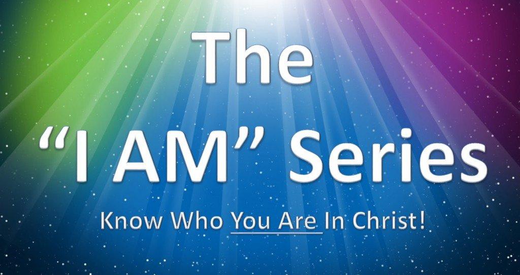 I AM Series Banner